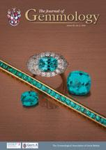 Summer edition of The Journal of Gemmology released
