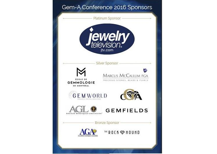 Gemfields confirmed as sponsors of the 2016 Gem-A Conference